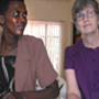 Bugesera survivor Monique and Eileen