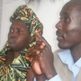 Bugesera Pascal and wife